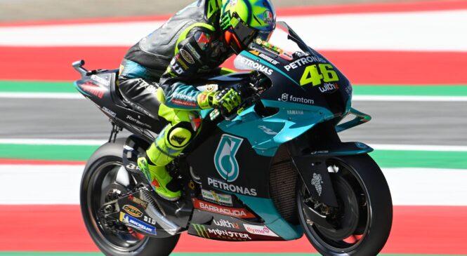 Petronas zapušča MotoGP ekipo SRT