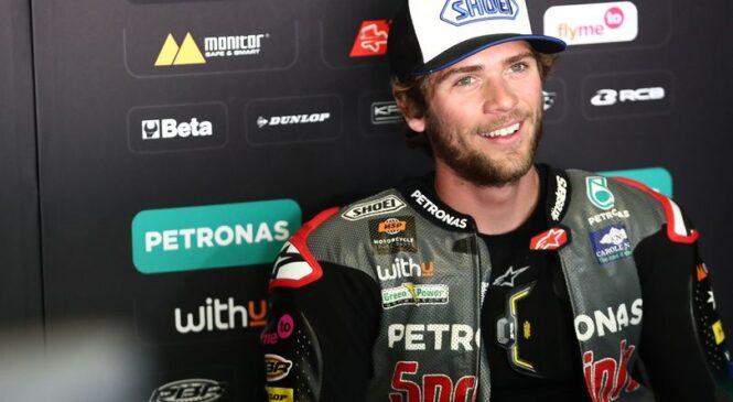 JAKE DIXON bo v MOTOGP prvič nastopil na domači dirki v SILVERSTONU