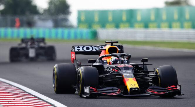 Verstappen: Znova me je izločil Mercedesov dirkač