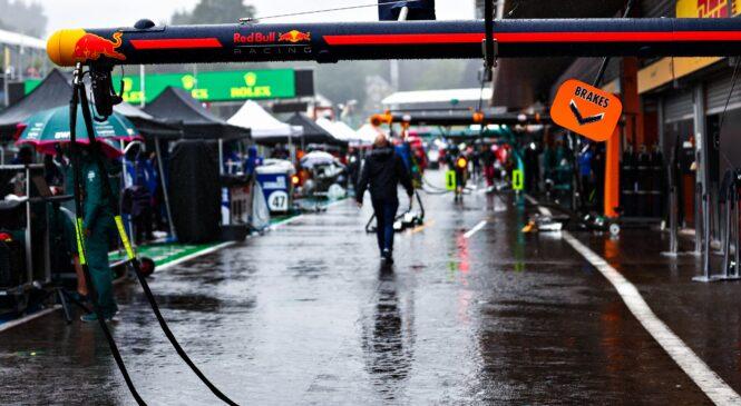 FIA: Dirkači v Belgiji dobijo točke