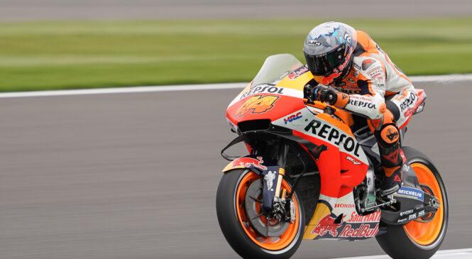 MotoGP: Pol ESPARGARO do POLE POSITIONA v Silverstonu