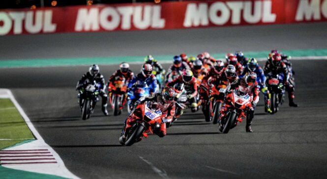 Sezona MotoGP 2022 se pričenja 6. marca z nočno dirko