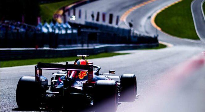 F1 VN Belgije: Urnik, vreme, zmesi gum