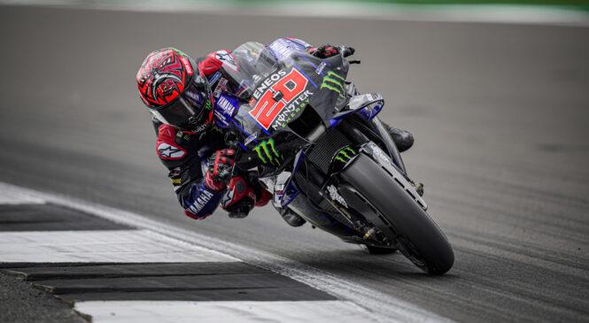 MotoGP: Quartararo v Silverstonu do 5. letošnje zmage