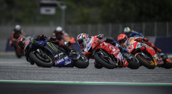 Quartararo: V Avstriji sem mislil na naslov prvaka MotoGP 2021