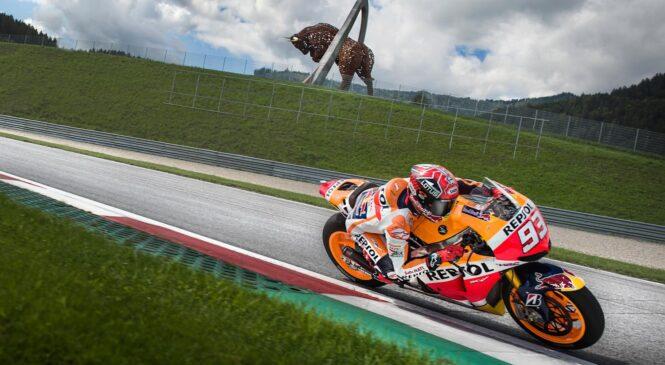 Red Bull Ring za dirke MotoGP spreminja ovinek št. 2