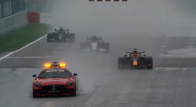 Gerhard BERGER: Bo FORMULA 1 sploh še kdaj DIRKALA v dežju?