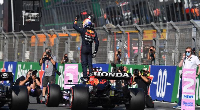 Formula 1 Zandvoort: Verstappen z domačo zmago znova vodilni v prvenstvu