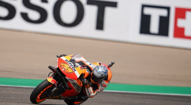 Espargaro: Honda mora še naprej motor razvijati za Marqueza