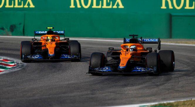 Formula 1: McLaren v Monzi slavil presenetljivo dvojno zmago
