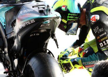 Rossi kljub izginotju sponzorja verjame v napredek moštva VR46 v MotoGP