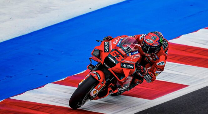 MotoGP, Misano: Bagnai 3. trening, Marquez v Q1