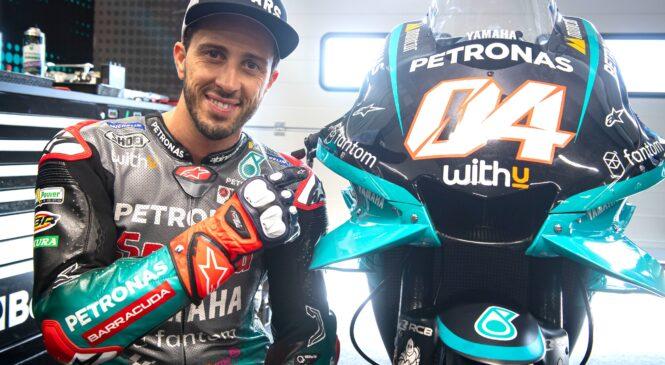 MotoGP ekipa SRT se bo v sezoni 2022 imenovala RNF Racing