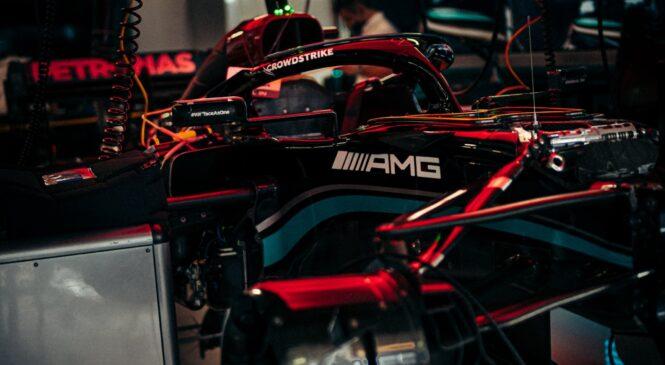 Mercedes Bottasa v Rusiji taktično pošilja na začelje štartne vrste