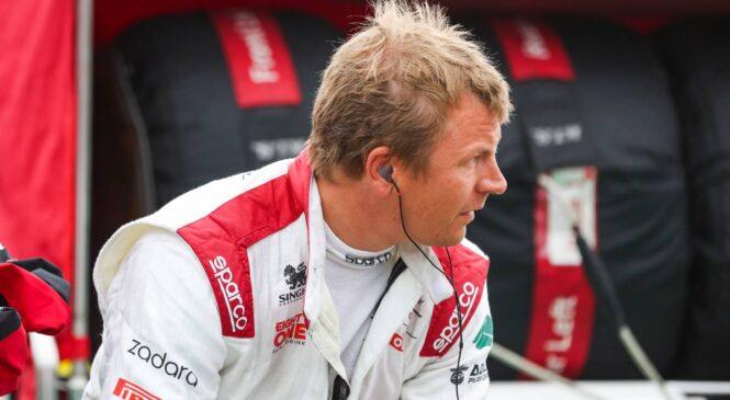 Kimi RAIKKONEN napovedal slovo od F1 ob koncu sezone 2021