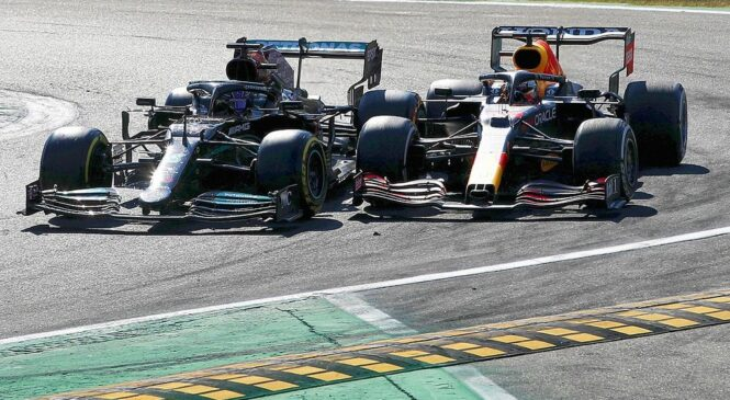 Verstappen: Prostora je bilo dovolj