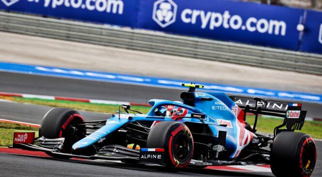 Neverjetno! Esteban Ocon je celotno dirko F1 odpeljal na istem kompletu gum!