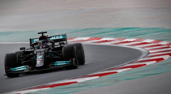 Mercedes jeznega Hamiltona prosi za zaupanje