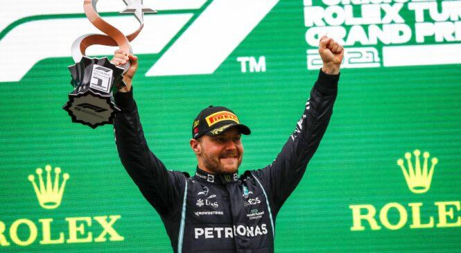 """Bottas lahko igra """"ključno vlogo"""" za Hamiltonov naslov"""