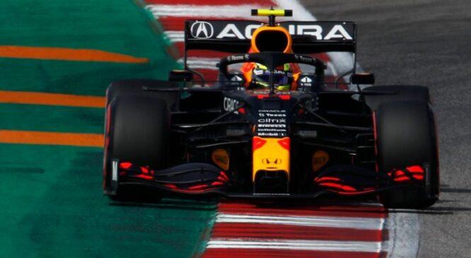 Verstappen dobil kvalifikacije v Austinu