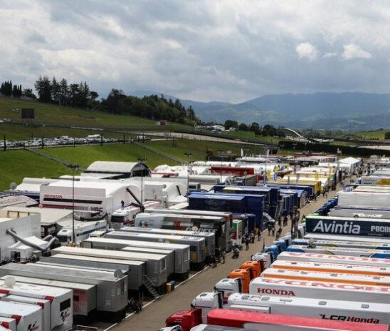 Mehanik razreda MotoGP suspendiran zaradi ponarejenega Covid potrdila