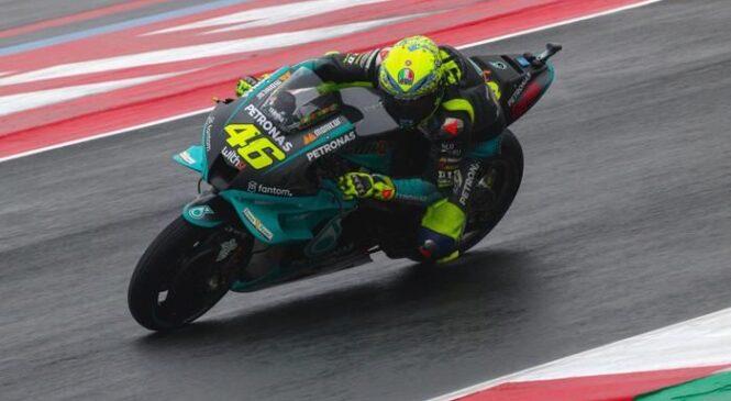 Rossi: Zahteven dan zame, a ponosen na brata